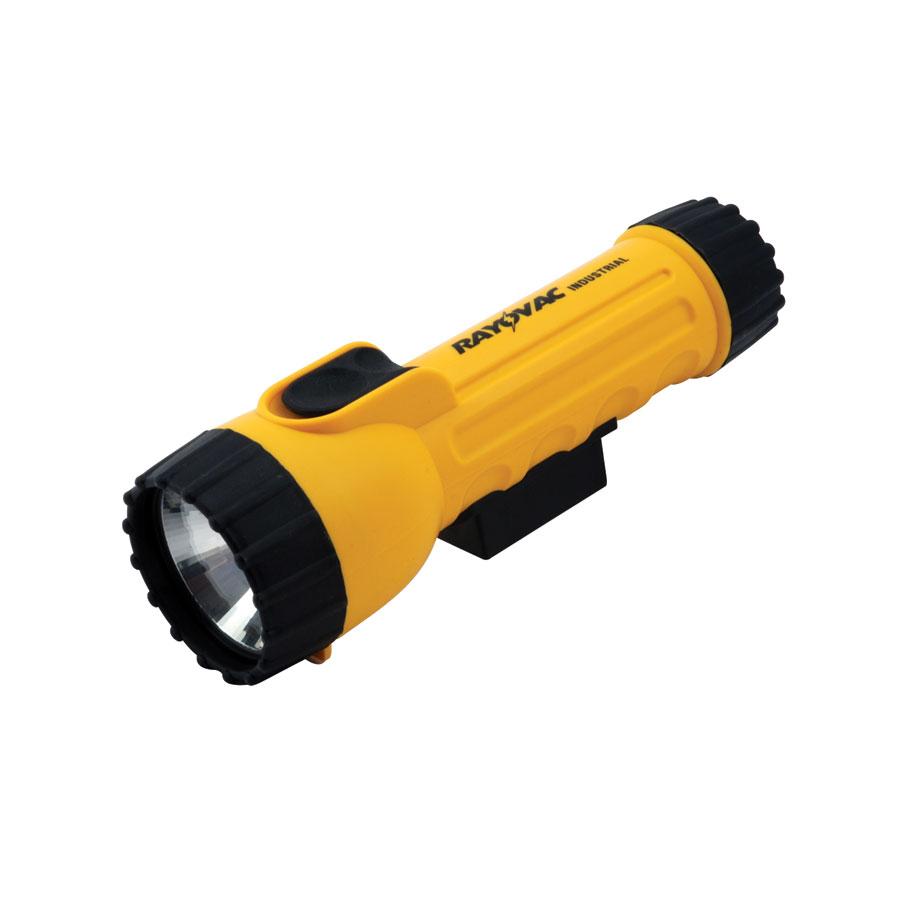Rayovac Industrial Flashlight With Krypton Bulb Nis Supply